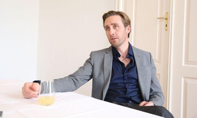 Philippe Cousteau Jr. sieht sich als Geschichtenerzähler und Naturschützer. Er war im Rahmen eines Vortrags in Wien.