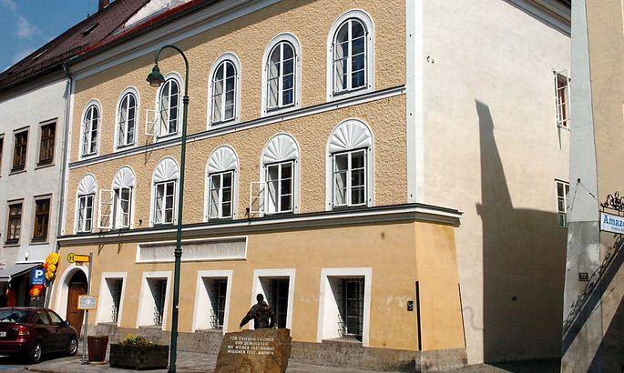 Hitlers Geburtshaus: Eigentümerin droht Enteignung