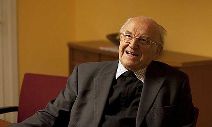 ++ HANDOUT/ARCHIVBILD ++ STEIRISCHER ALTBISCHOF JOHANN WEBER IM 94. LEBENSJAHR VERSTORBEN