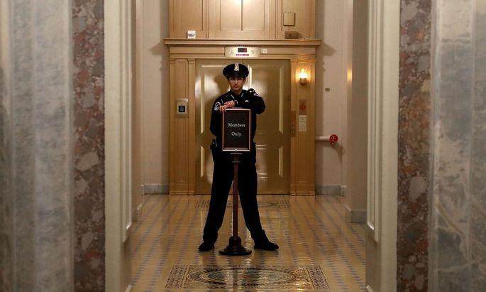 Hinter verschlossenen Türen wird um die Regeln gerungen.