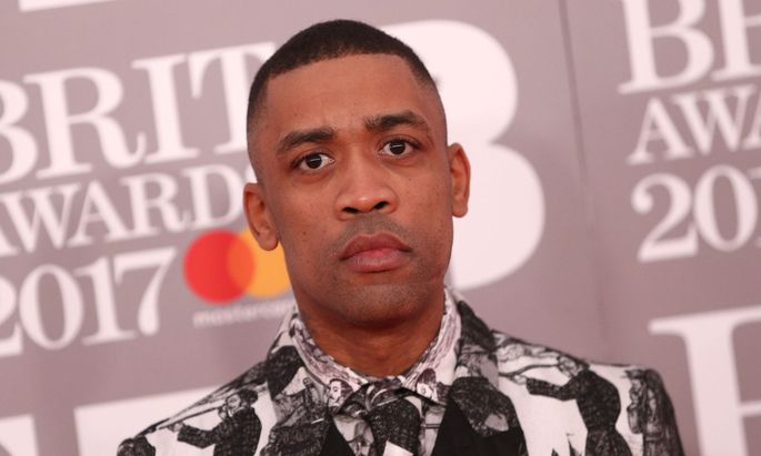 Rapper Wiley