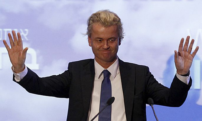 Scharfe Kritik WildersAuftritt