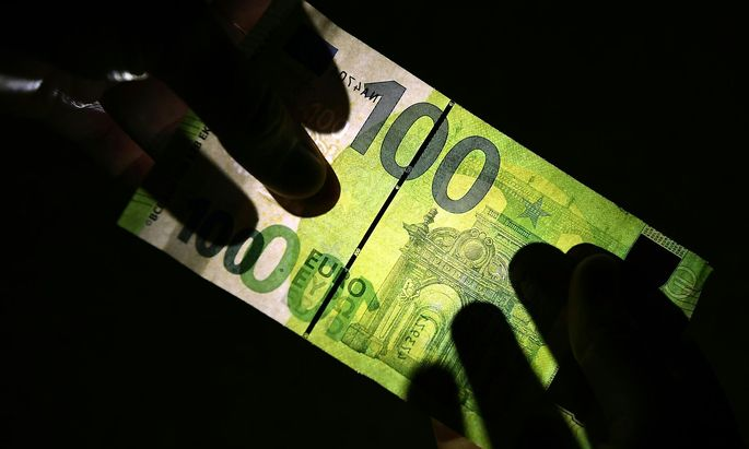 Je teure, desto unbeliebter wird Bargeld.