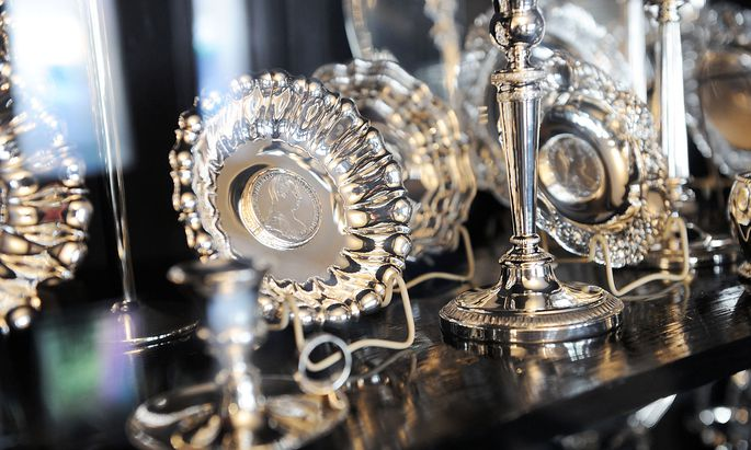 Höchstpreise für Gold und Silber