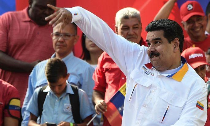 Moskau ist einer der wichtigsten Verbündeten des linksnationalistischen Präsidenten Nicólas Maduro.