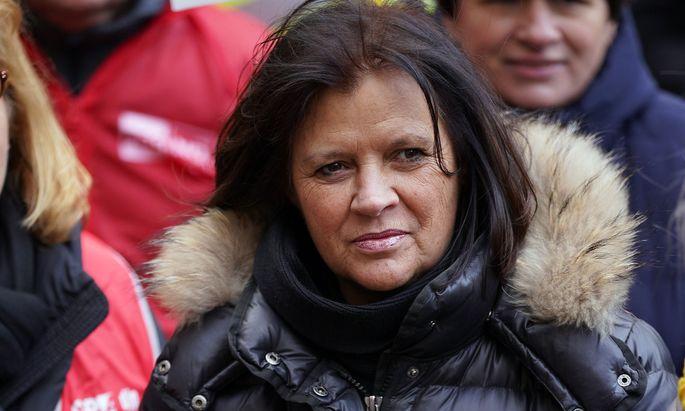 AK-Präsidentin Renate Anderl führte bei der Wahl 2019 die Fraktion Sozialdemokratischer GewerkschafterInnen an. Die Liste kam auf 60,7 Prozent der Stimmen.