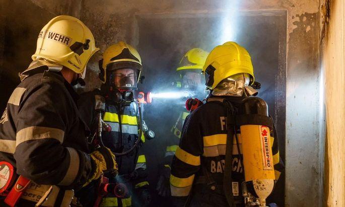 Bei einem Brand Sonntagfrüh im Bezirk Südoststeiermark ist ein 34-Jähriger getötet worden.