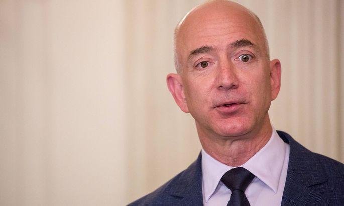 Amazon-Gründer Jeff Bezos.