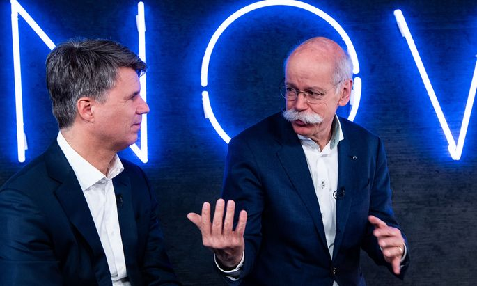 Haben die Chefs von BMW und Daimler mit VW gepackelt?