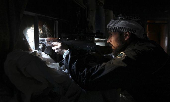 Terror, Syrien