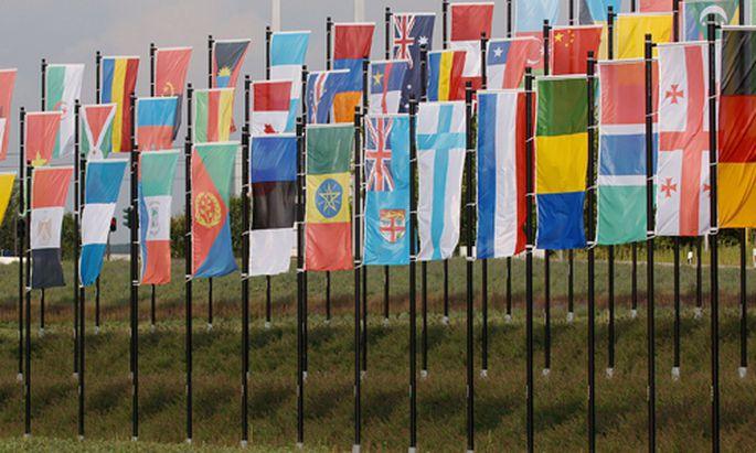 Vereinte Nationen sich selbst