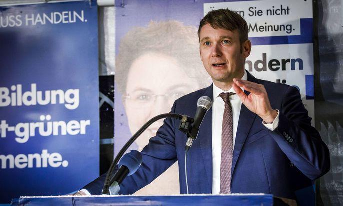 André Poggenburg gründete eine neue Gruppierung.