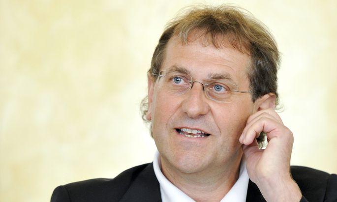 Burgtheater, Aufsichtsratchef Christian Strasser