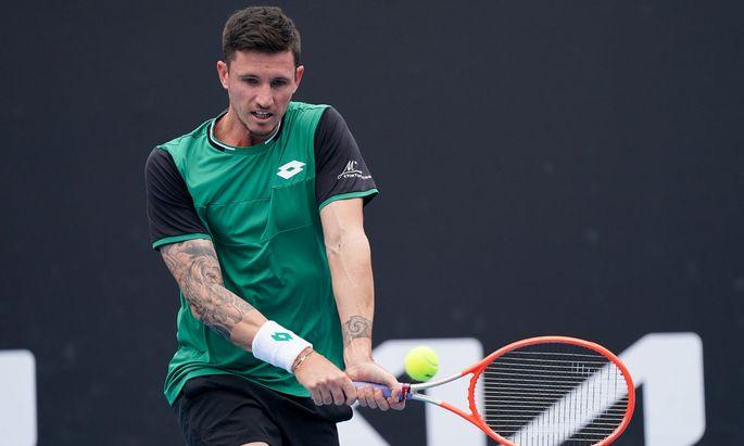 Dennis Novak in Wimbledon ausgeschieden