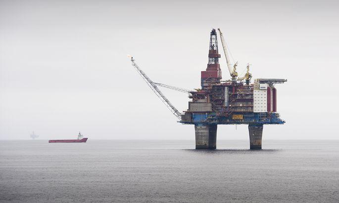 OMV sucht ihr Heil in der Nordsee