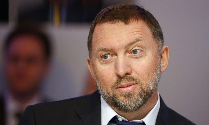 Oleg Deripaska wehrt sich gegen US-Sanktionen