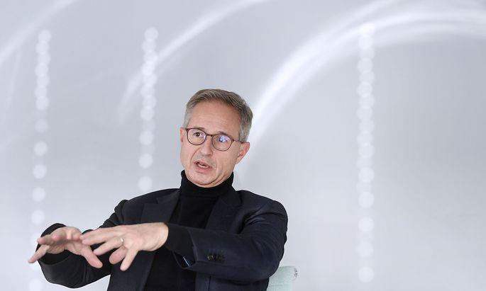 Die OMV wird weniger Treibstoffe und mehr Kunststoffe machen, sagt Borealis-Chef Alfred Stern.