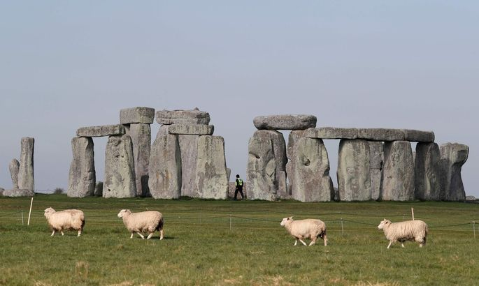 FILES-SCIENCE-HISTORY-ARCHAEOLOGY-BRITAIN-STONEHENGE