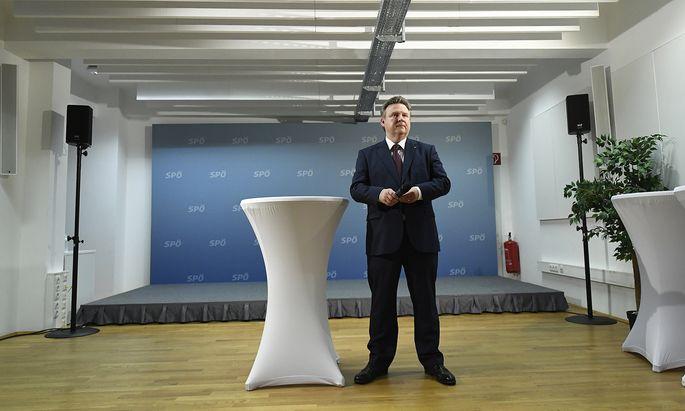 Die Bundespartei soll mit ihrer Performance nicht Ludwigs Chancen für die Wien-Wahl im nächsten Jahr torpedieren.