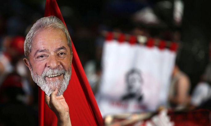 Ex-Präsidenten Luiz Inácio Lula da Silva kommt frei.