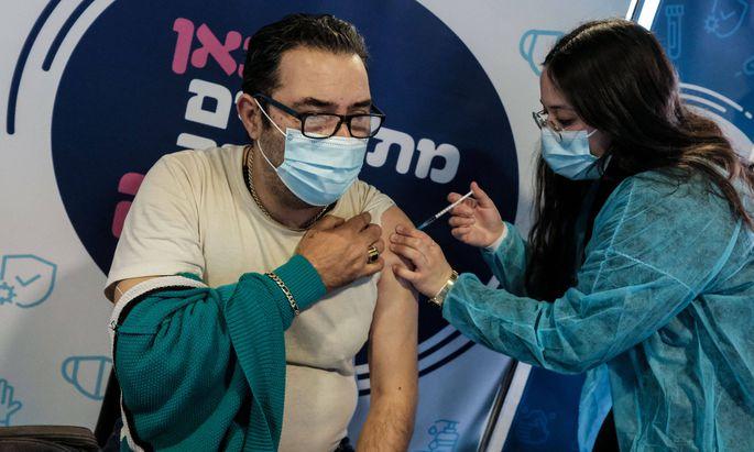 Israel gilt mit seiner rasanten Impfkampagne als Vorreiter.
