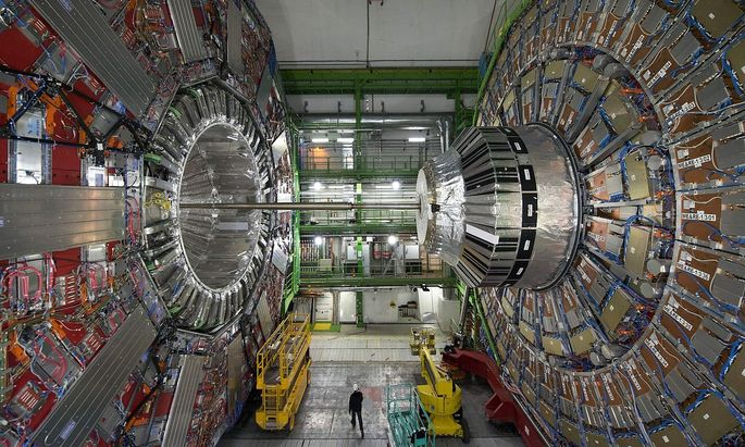 FILES-SWITZERLAND-SCIENCE-PHYSICS-PARTICLE-HIGGS