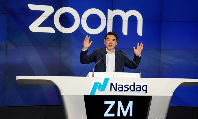 Videochat-Anbieter: Zoom verdoppelt Umsatz-Prognose