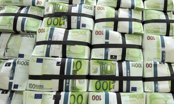 Die Republik erzielte unter dem Strich ein Plus von 763 Mio. Euro.