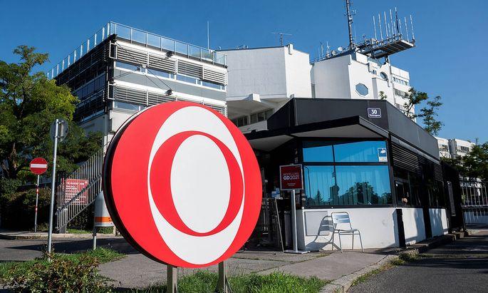 News Themen der Woche KW32 News Bilder des Tages 20210810 Election of the new General Director of ORF VIENNA, AUSTRIA -