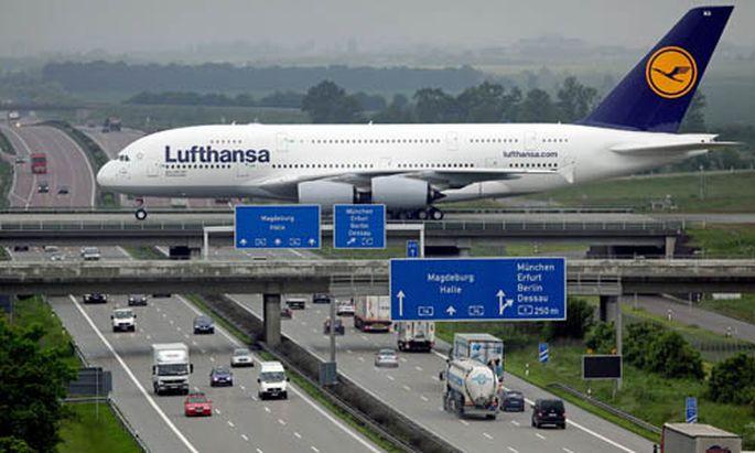 Lufthansa MayrhuberNachfolger ehrgeizige Zielen
