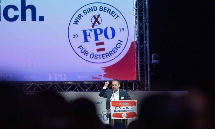 AUSTRIA-POLITICS-FPOE