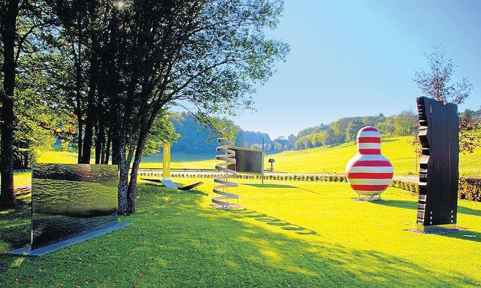 Skulpturenpark Rosental