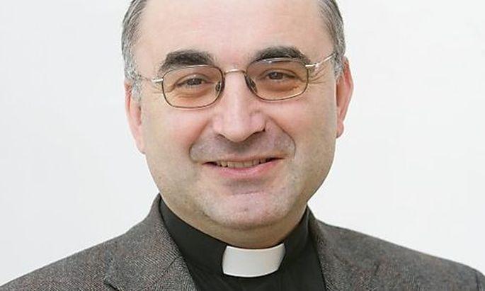 Wilhelm Krautwaschl wird Nachfolger von Egon Kapellari als Bischof von Graz.