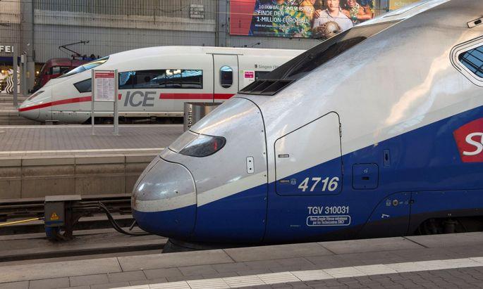 Die Zug-Fusion von Siemens und Alstom wurde von der EU nicht genehmigt