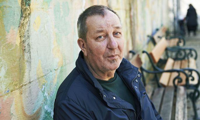 Stets mit randständigen Existenzen beschäftigt: Ludwig Fels, geboren in Treuchtlingen (Franken), seit 1983 in Wien.