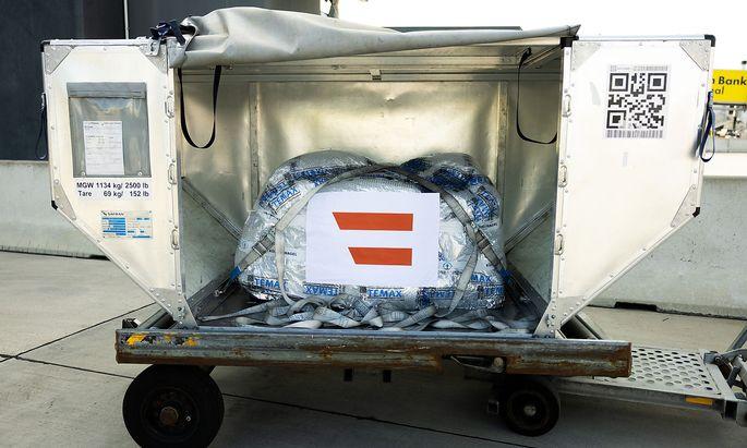 Tunesien bekommt Impfstoff aus Österreich geliefert.
