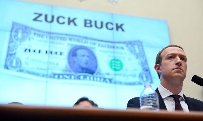 Facebook-Chef Zuckerberg kommen Partner für Libra abhanden