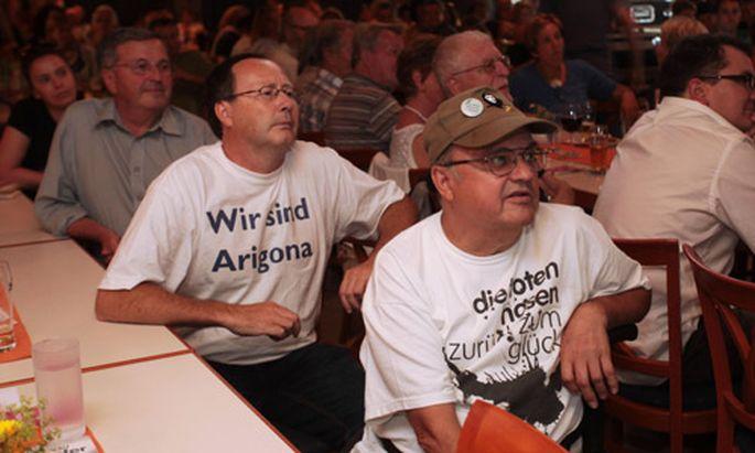 Zogaj-Benefiz in Frankenburg
