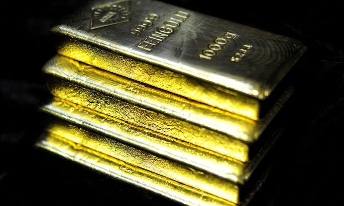 Archivbild. Die Gold-Nachfrage ist derzeit hoch.