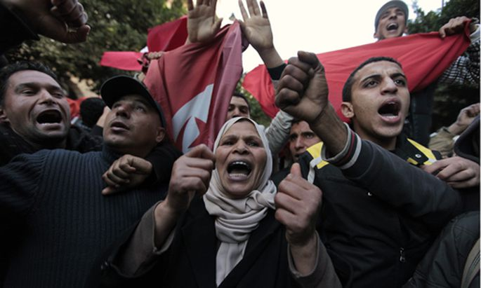 Tunesien Weisen soll Regierung
