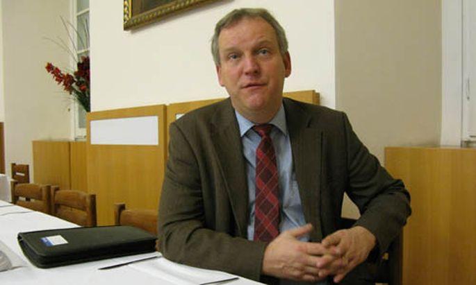 Hans-Peter Burghof