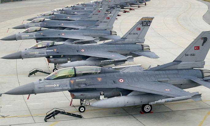 Türkei: Israels Kampfjets keine