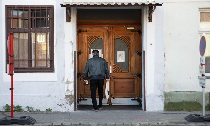 Nach dem Terroranschlag in Wien wurde die Tewhid-Moschee geschlossen – vereinsrechtlich ist sie nun aber rehabilitiert.
