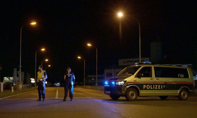 Mamichan U. wurde in Gerasdorf ermordet.