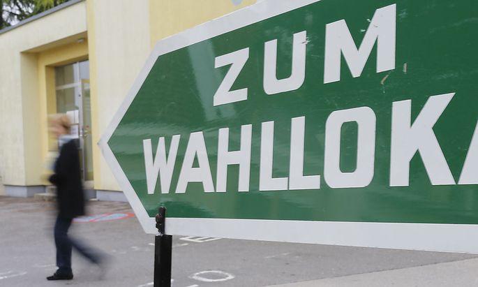 Steiermark: Nur kleine Änderungen durch Briefwahl
