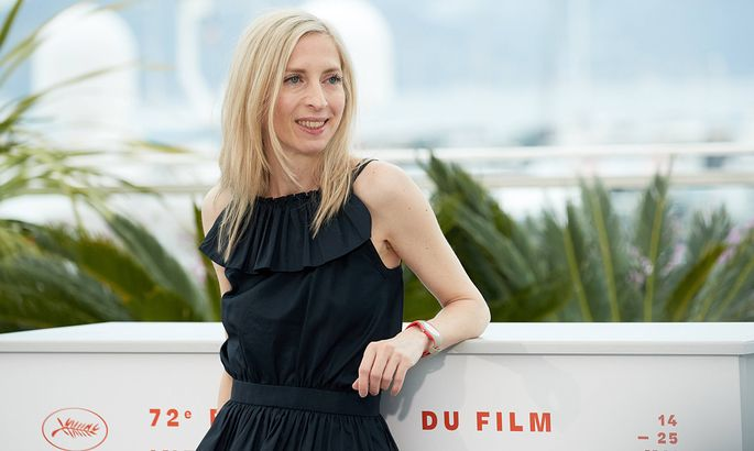 CANNES FRANCE MAY 18 Jessica Hausner attends the photocall for Little Joe during the 72nd annual