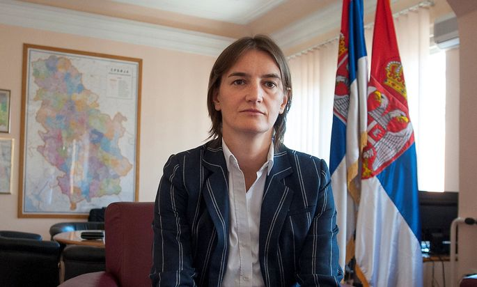 Archivbild: Ana Brnabić