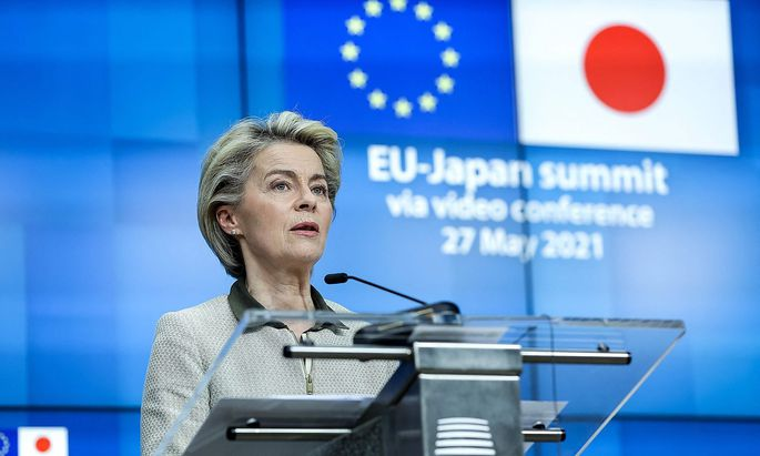 BELGIUM-EU-JAPAN-SUMMIT