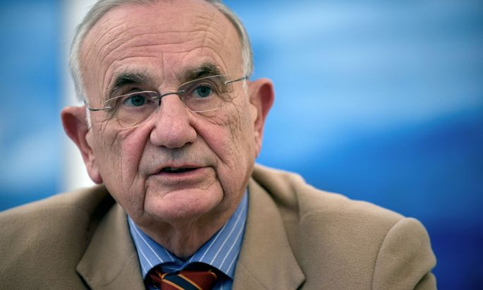 Der frühere FPÖ-Justizminister Dieter Böhmdorfer