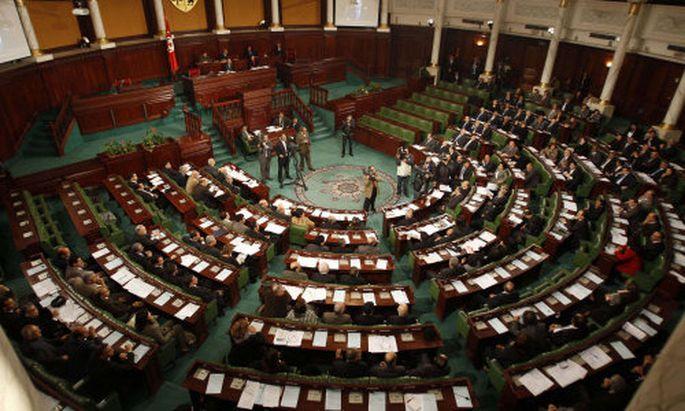 Tunesisches Parlament beschliesst Selbstausschaltung